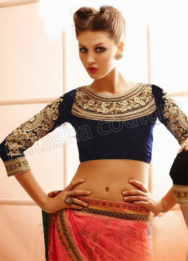 New-Fashion-Outfits-Bridals-Wedding-Brides-Wear-Lehenga-Choli-Sarees-Dress-by-Natasha-Couture-4