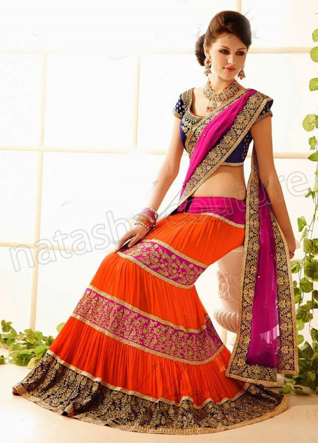 New-Fashion-Outfits-Bridals-Wedding-Brides-Wear-Lehenga-Choli-Sarees-Dress-by-Natasha-Couture-5