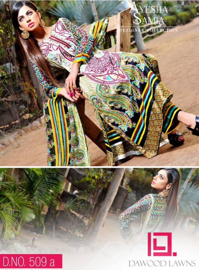 Womens-Girl-Wear-Beautiful-New-Fashion-Embroidered-Suits-by-Dawood-Lawn-Dress-17