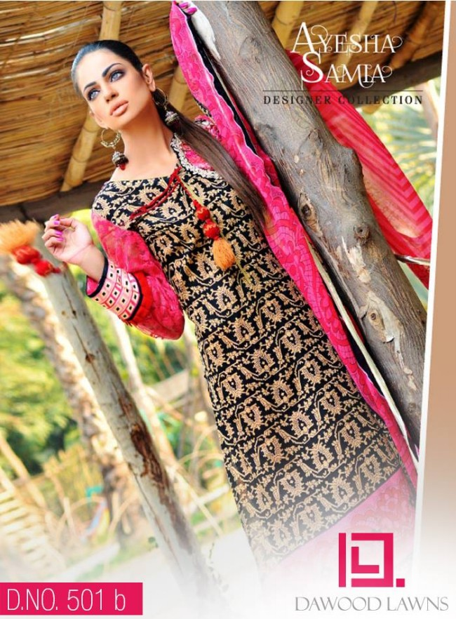 Womens-Girl-Wear-Beautiful-New-Fashion-Embroidered-Suits-by-Dawood-Lawn-Dress-18