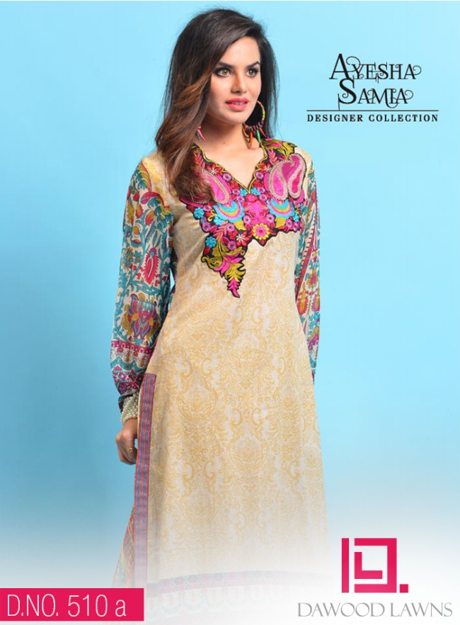 Womens-Girl-Wear-Beautiful-New-Fashion-Embroidered-Suits-by-Dawood-Lawn-Dress-8