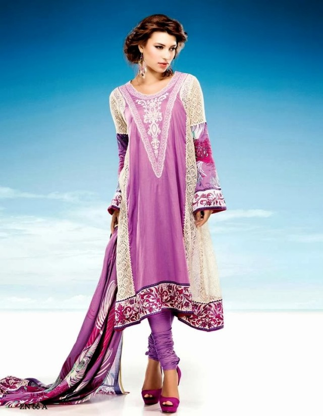 Womens-Girl-Wear-Beautiful-Zari-Net-Fancifull-New-Fashion-Lawn-Dress-by-Five-Star-Textile-4