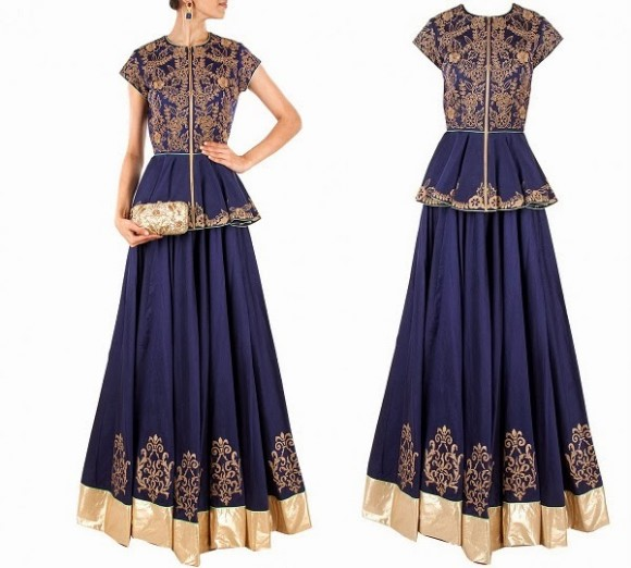 Anarkali-Wedding-Bridal-Frock-Suits-New-Fashion-Girls-Outfits-by-Designer-Gaurav-Gupta's-J-by-Jannat-4