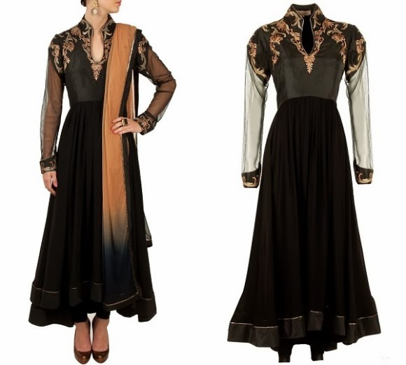 Anarkali-Wedding-Bridal-Frock-Suits-New-Fashion-Girls-Outfits-by-Designer-Gaurav-Gupta's-J-by-Jannat-9