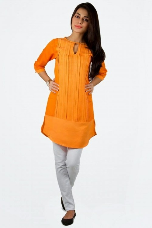 Girls-Wear-Beautiful-Pret-Western-Tops-Shorts-Kurta-Tights-Outfits-New-Fashion-Dress-By-Khaadi-8