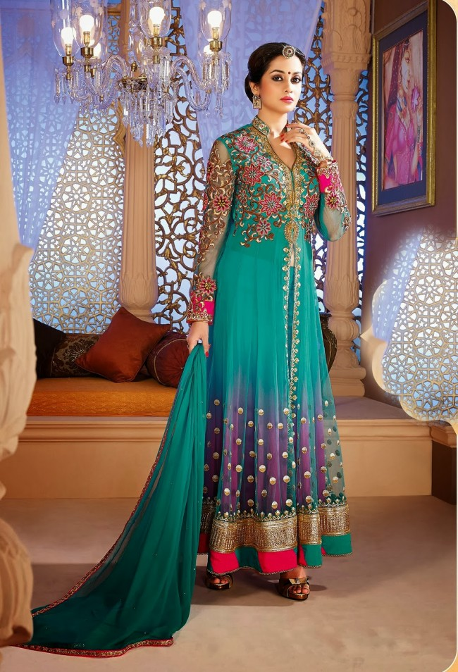 Beautiful-Girls-Wear-Long-Fancy-Anarkali-Churidar-Salwar-Suits-New-Fashion-Dress-11