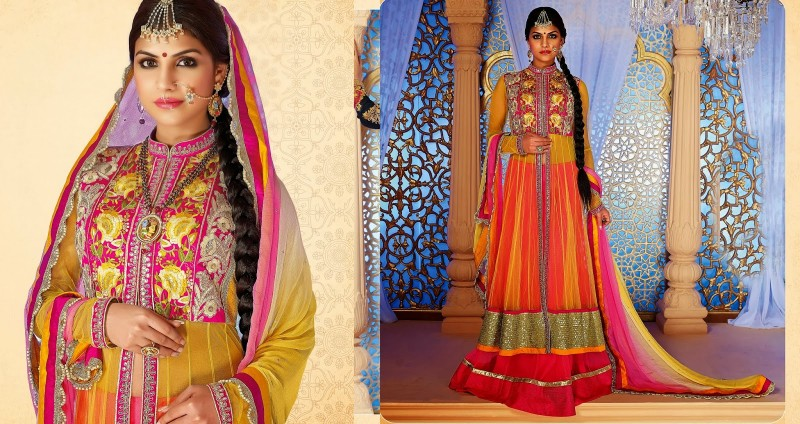 Beautiful-Girls-Wear-Long-Fancy-Anarkali-Churidar-Salwar-Suits-New-Fashion-Dress-