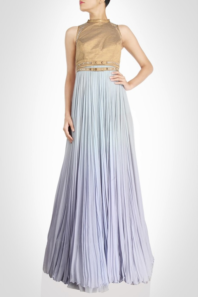Beautiful-Girls-Wear-New-Designers-Indian-Western-Style-Prom-Bridesmaid-Gown-Dresses-7