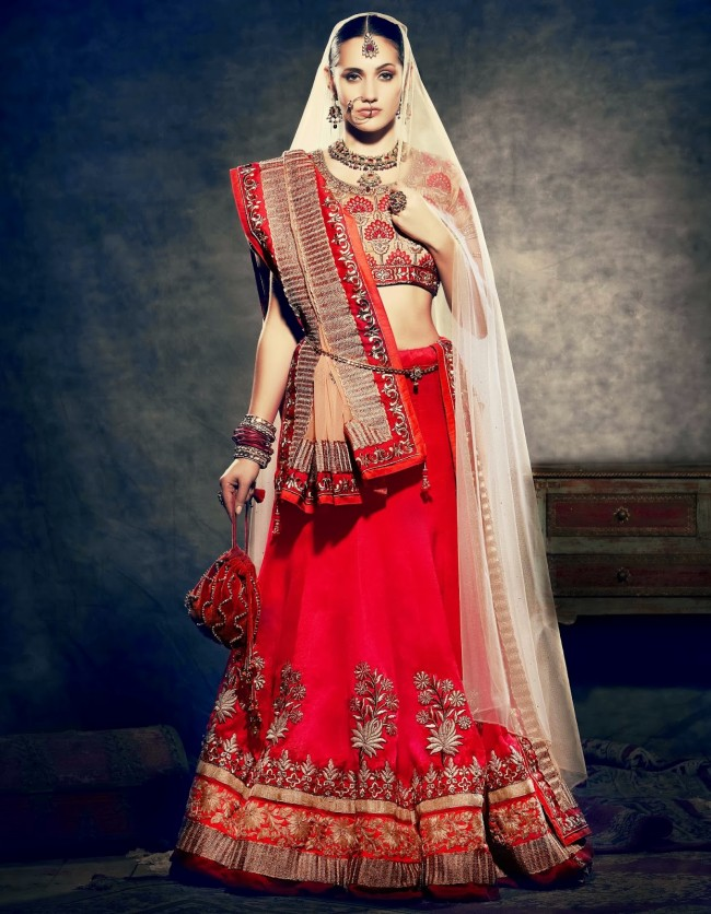 Beautiful-Wedding-Wear-New-Fashion-Suits-Dress-for-Cute-Girls-by-Nihaal-Bridal-Outfits-1