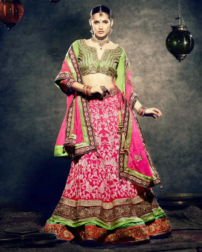 Beautiful-Wedding-Wear-New-Fashion-Suits-Dress-for-Cute-Girls-by-Nihaal-Bridal-Outfits-2