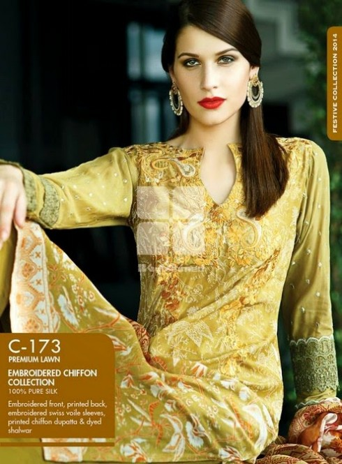 Beautiful-Girls-Women-Wear-New-Fashion-Outfits-Suits-Catalogue-by-Festive-Eid-Gul-Ahmed-13
