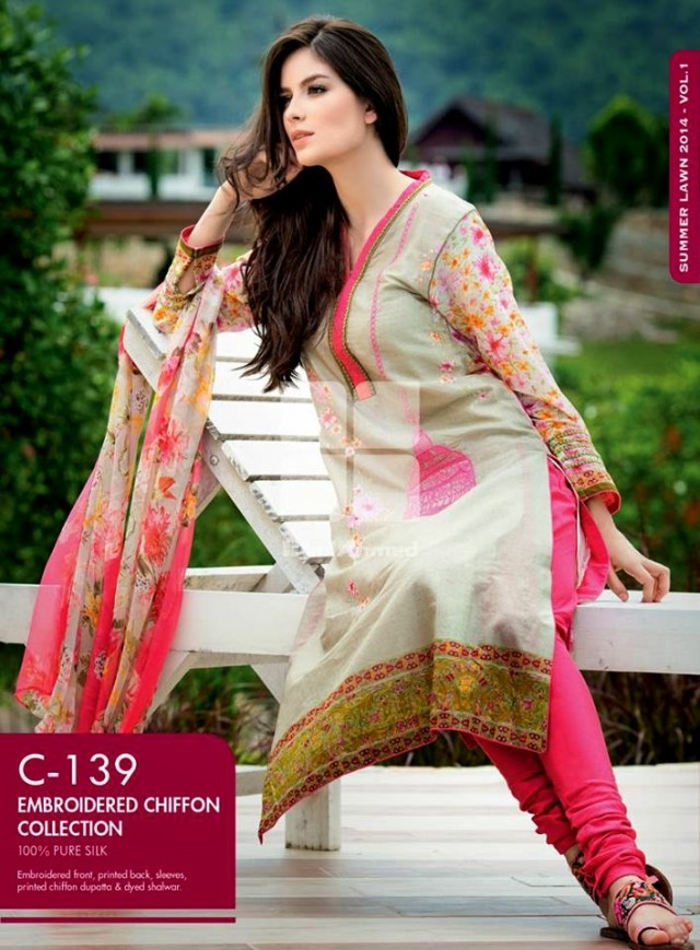 Beautiful-Girls-Women-Wear-New-Fashion-Outfits-Suits-Catalogue-by-Festive-Eid-Gul-Ahmed-3