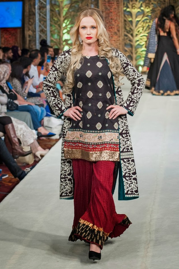 Beautiful-Weddings-Bridal-Dress-of-Asia-London-Fashion-Week-Show-by-Al-Zohaib-2