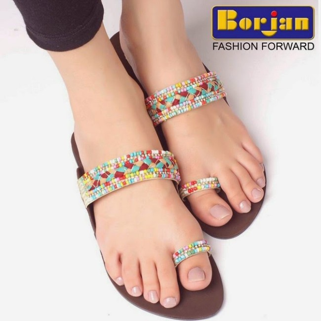New-Latest-Fashion-Eid-ul-Fitr-Footwear-for-Womens-Girl-by-Borjan-Shoes-1
