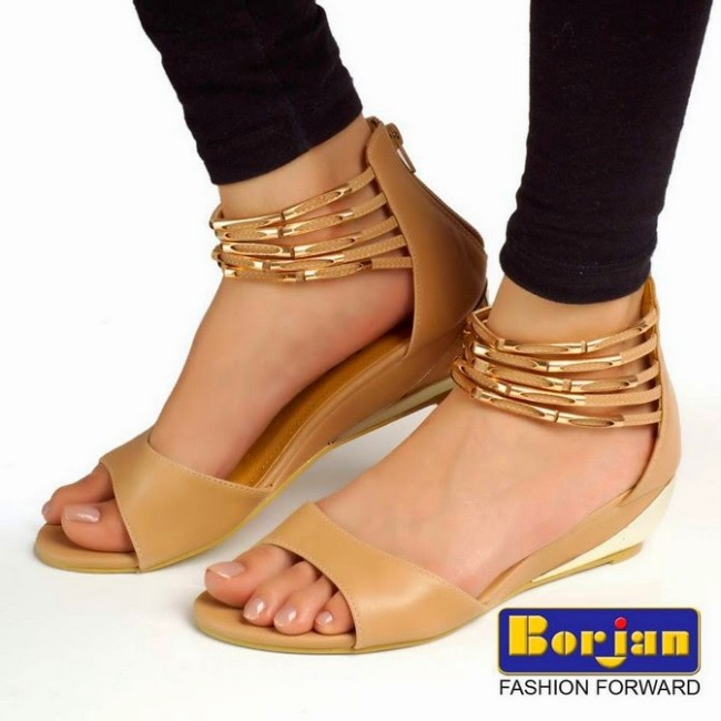 New-Latest-Fashion-Eid-ul-Fitr-Footwear-for-Womens-Girl-by-Borjan-Shoes-