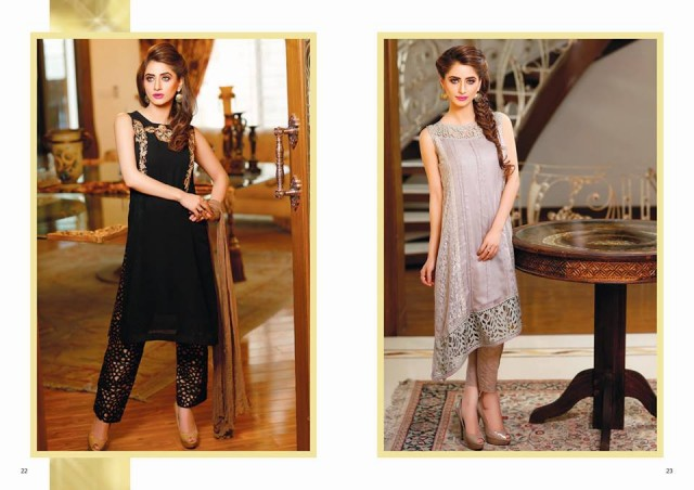Chen One Eid Ul Fitr Wear New Fashionable Dress Collection