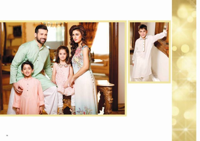 Women-Girls-Boys-Kids-Child-Eid-Ul-Fitr-Wear-New-Fashion-Dress-by-Chen-One-5