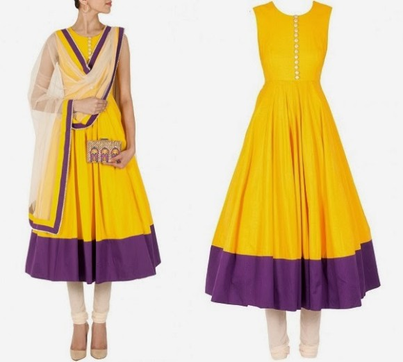 Womens-Girls-Wear-Beautiful-Style-New-Fashion-Party-Dress-by-Designer-Payal-Singhal-11