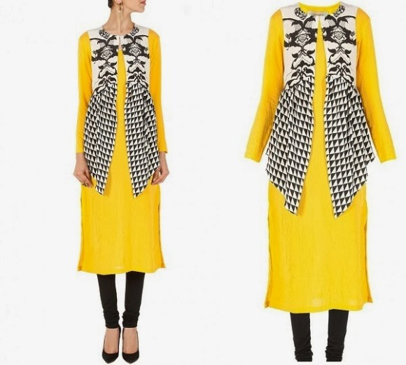 Womens-Girls-Wear-Beautiful-Style-New-Fashion-Party-Dress-by-Designer-Payal-Singhal-2