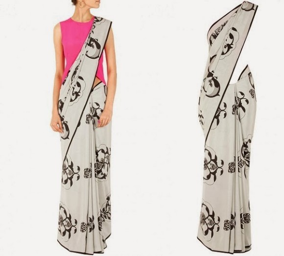 Womens-Girls-Wear-Beautiful-Style-New-Fashion-Party-Dress-by-Designer-Payal-Singhal-5