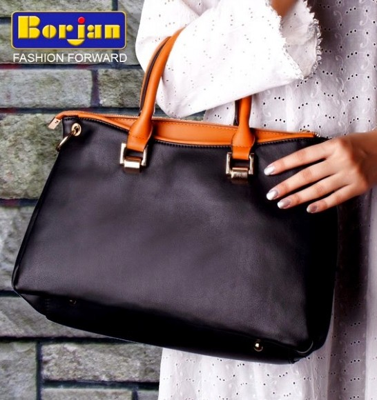 Womens-Ladies-Beautiful-Latest-Fashionable-Purse-Bags-by-Borjan-11