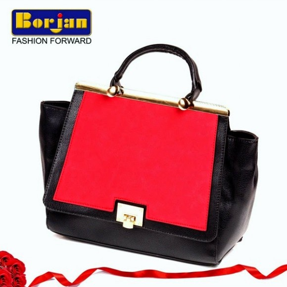 Womens-Ladies-Beautiful-Latest-Fashionable-Purse-Bags-by-Borjan-5