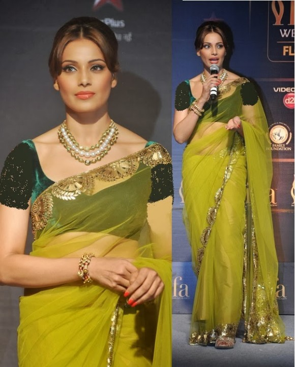 Indian-Bollywood-Celebrities-in-Designers-Anarkali-Frock-Saree-Suits-New-Fashion-Dress-11