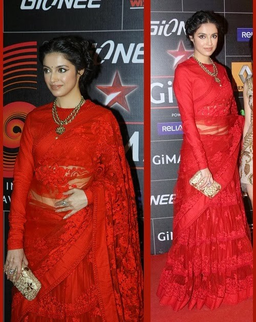 Indian-Bollywood-Celebrities-in-Designers-Anarkali-Frock-Saree-Suits-New-Fashion-Dress-9