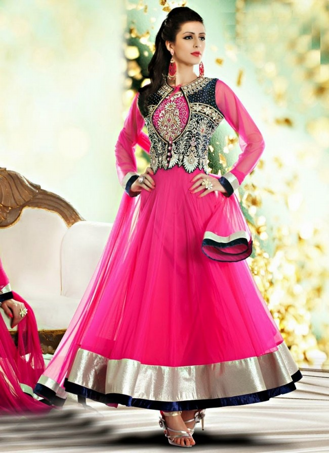 Indian-Royal-Wedding-Bridal-Wear-Long-Anarkali-Fancy-Frock-Dress-New-Fashion-Outfits-4