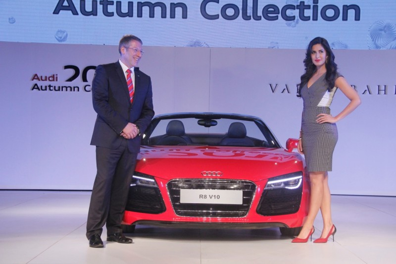 Bollywood-Famous-Celebrity-Katrina-Kaif-launches-Audi-Autumn-Collection-Photoshoot-Pictures-2