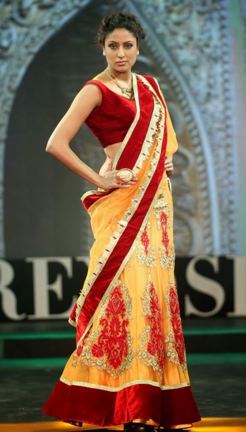 Bridal-Wedding-Dress-Fashion-Show-by-Retail-Jewellers-India-Trendsetters-Launch-10