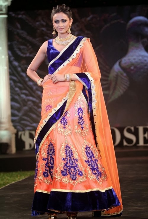 Bridal-Wedding-Dress-Fashion-Show-by-Retail-Jewellers-India-Trendsetters-Launch-8