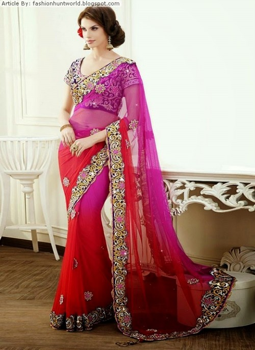 Bridal-Wedding-Lehengas-Choli-And-Sarees-Sari-Latest-Fashion-for-Girls-Womens-