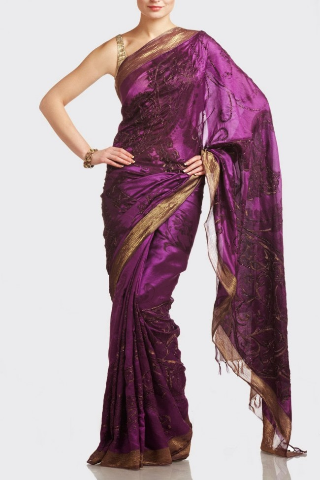 Fashion-Dress-Designer-Satyapaul-Embroidered-Sarees-Latest-Trend-for-Womens-Girls-1