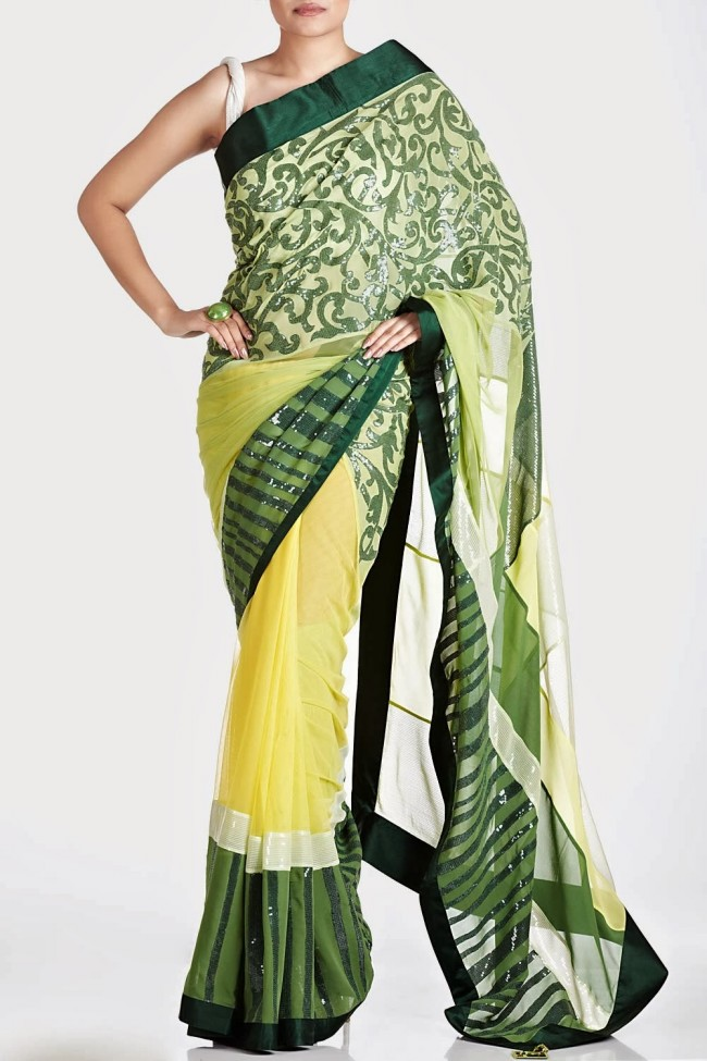 Fashion-Dress-Designer-Satyapaul-Embroidered-Sarees-Latest-Trend-for-Womens-Girls-11