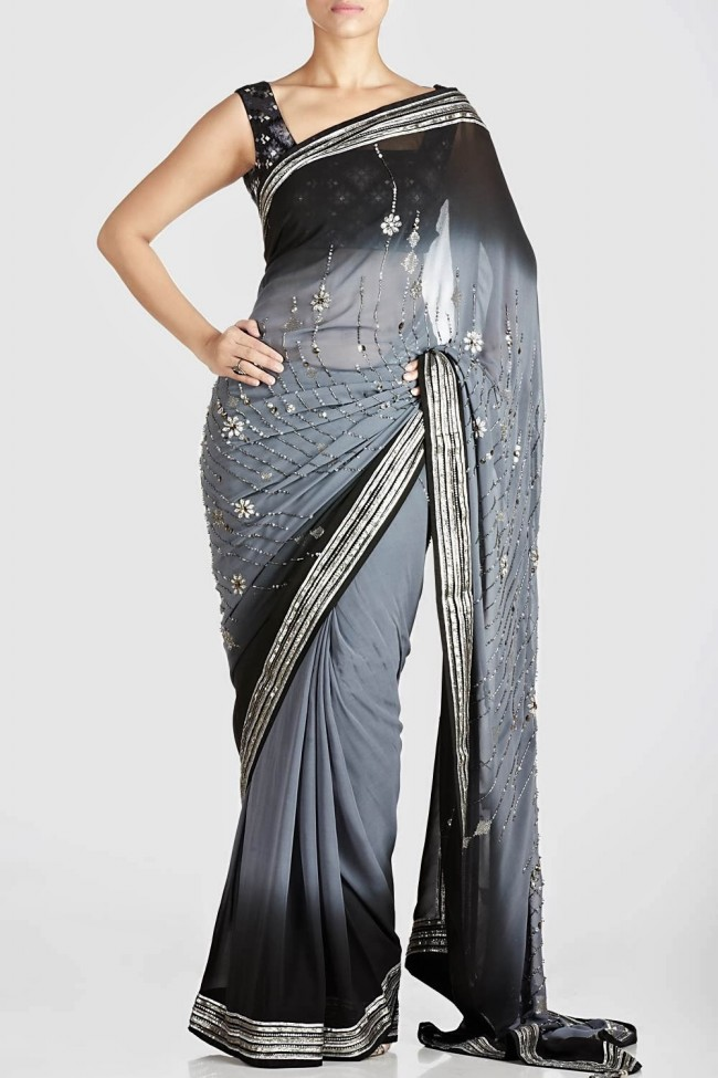 Fashion-Dress-Designer-Satyapaul-Embroidered-Sarees-Latest-Trend-for-Womens-Girls-3