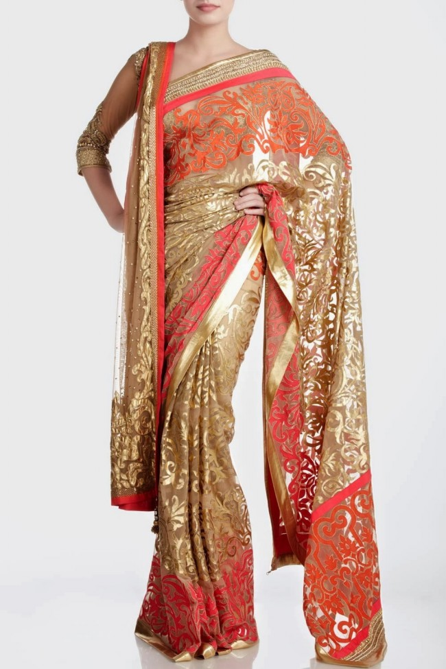 Fashion-Dress-Designer-Satyapaul-Embroidered-Sarees-Latest-Trend-for-Womens-Girls-7