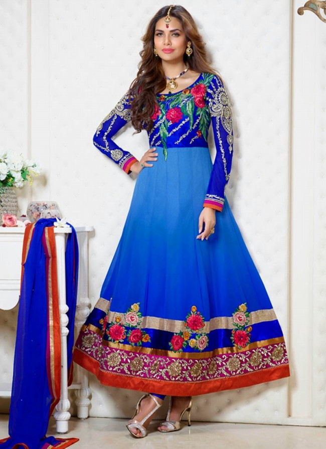 Indian-Pakistani-New-Fashionable-Punjabi-Salwar-Kameez-Suits-Dress-for-Womens-Girl-1