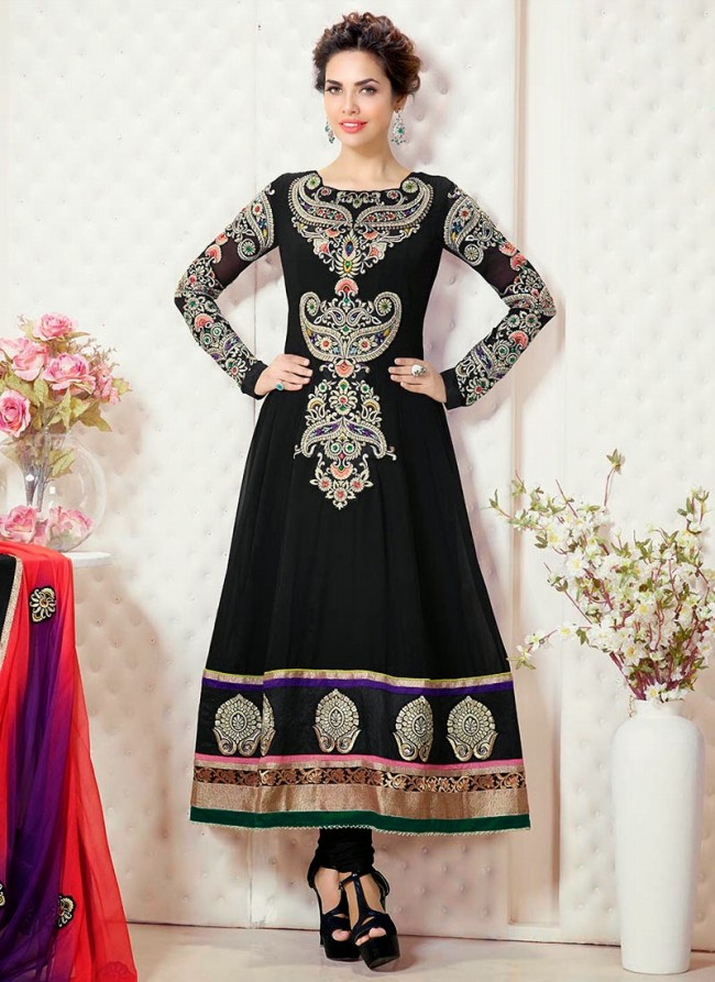 Indian-Pakistani-New-Fashionable-Punjabi-Salwar-Kameez-Suits-Dress-for-Womens-Girl-2