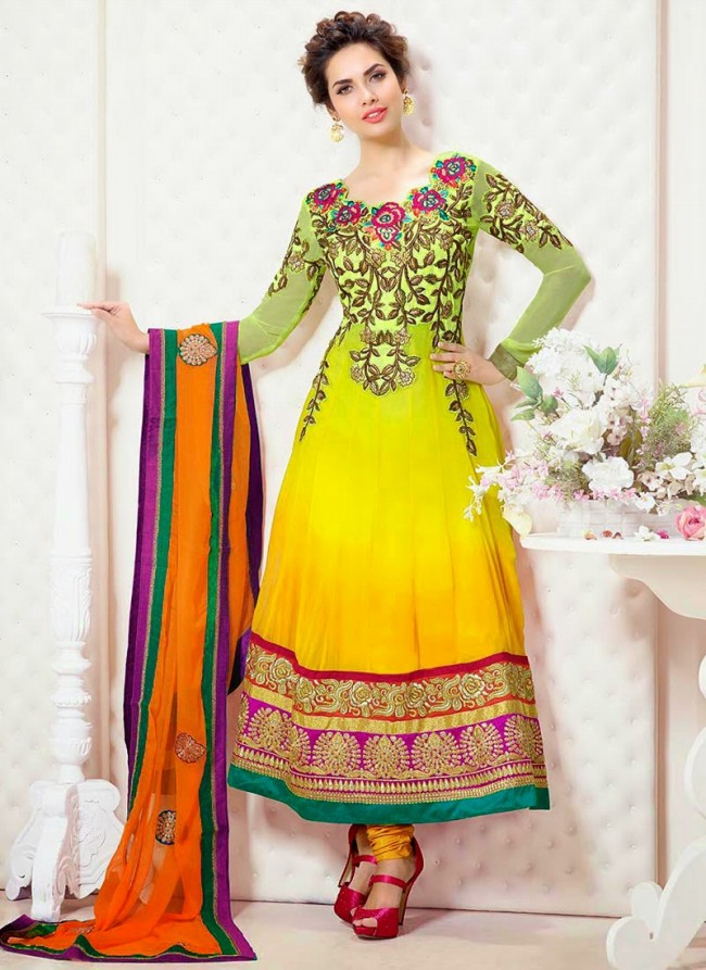 Indian-Pakistani-New-Fashionable-Punjabi-Salwar-Kameez-Suits-Dress-for-Womens-Girl-4