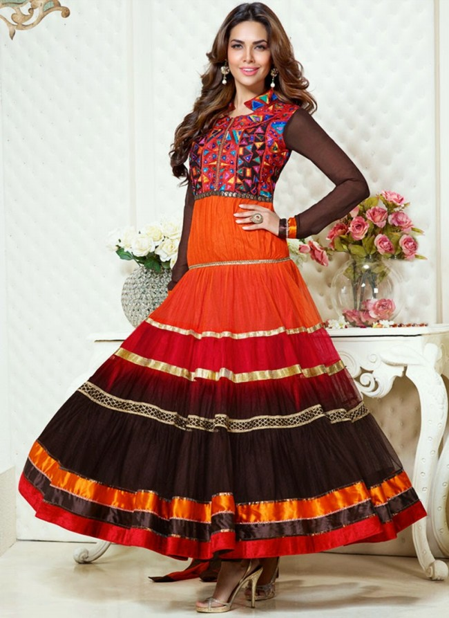 Indian-Pakistani-New-Fashionable-Punjabi-Salwar-Kameez-Suits-Dress-for-Womens-Girl-5