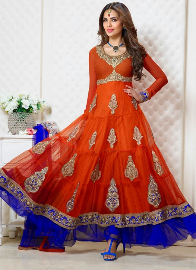 Indian-Pakistani-New-Fashionable-Punjabi-Salwar-Kameez-Suits-Dress-for-Womens-Girl-6