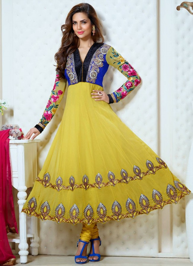 Indian-Pakistani-New-Fashionable-Punjabi-Salwar-Kameez-Suits-Dress-for-Womens-Girl-8