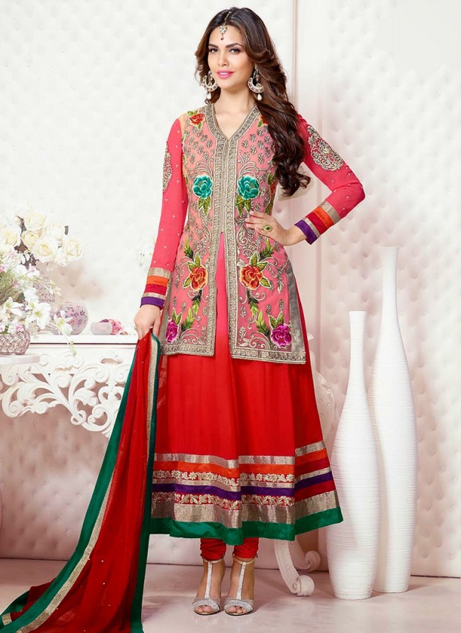 Indian-Pakistani-New-Fashionable-Punjabi-Salwar-Kameez-Suits-Dress-for-Womens-Girl-