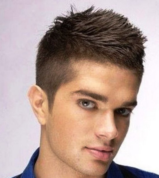 Latest Beautiful Fashion World Boys Men New Long Short Hair Cuts Styles 2014 2015 For Latest
