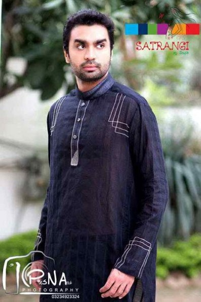 Mens-Wear-New-Latest-Fashion-Trend-Of-Casual-Kurtas-Shalwar-Kamiz-12
