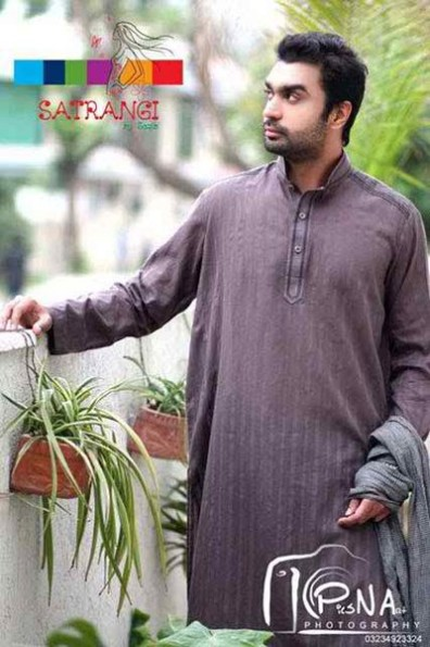 Mens-Wear-New-Latest-Fashion-Trend-Of-Casual-Kurtas-Shalwar-Kamiz-14