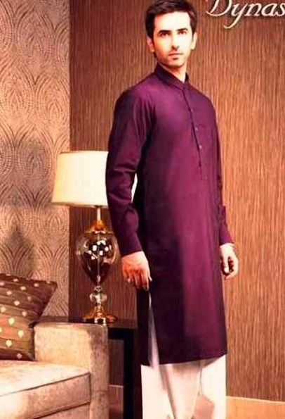 Mens-Wear-New-Latest-Fashion-Trend-Of-Casual-Kurtas-Shalwar-Kamiz-3