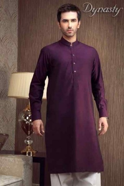 Mens-Wear-New-Latest-Fashion-Trend-Of-Casual-Kurtas-Shalwar-Kamiz-4