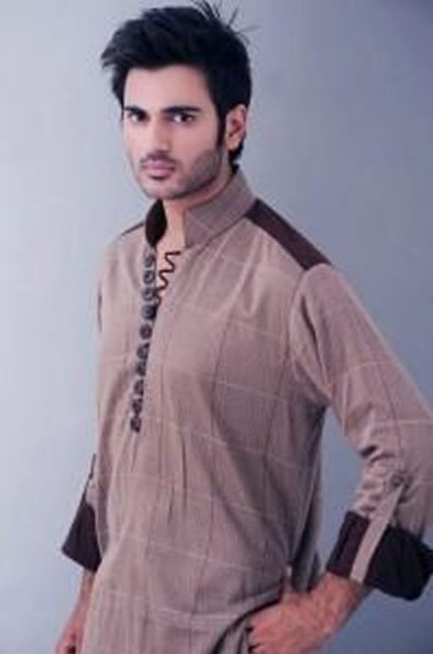 Mens-Wear-New-Latest-Fashion-Trend-Of-Casual-Kurtas-Shalwar-Kamiz-8